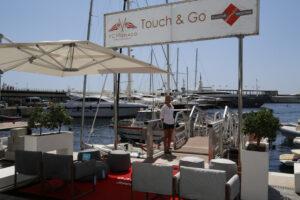 VIP Pontoon Monaco Yacht Club 2016